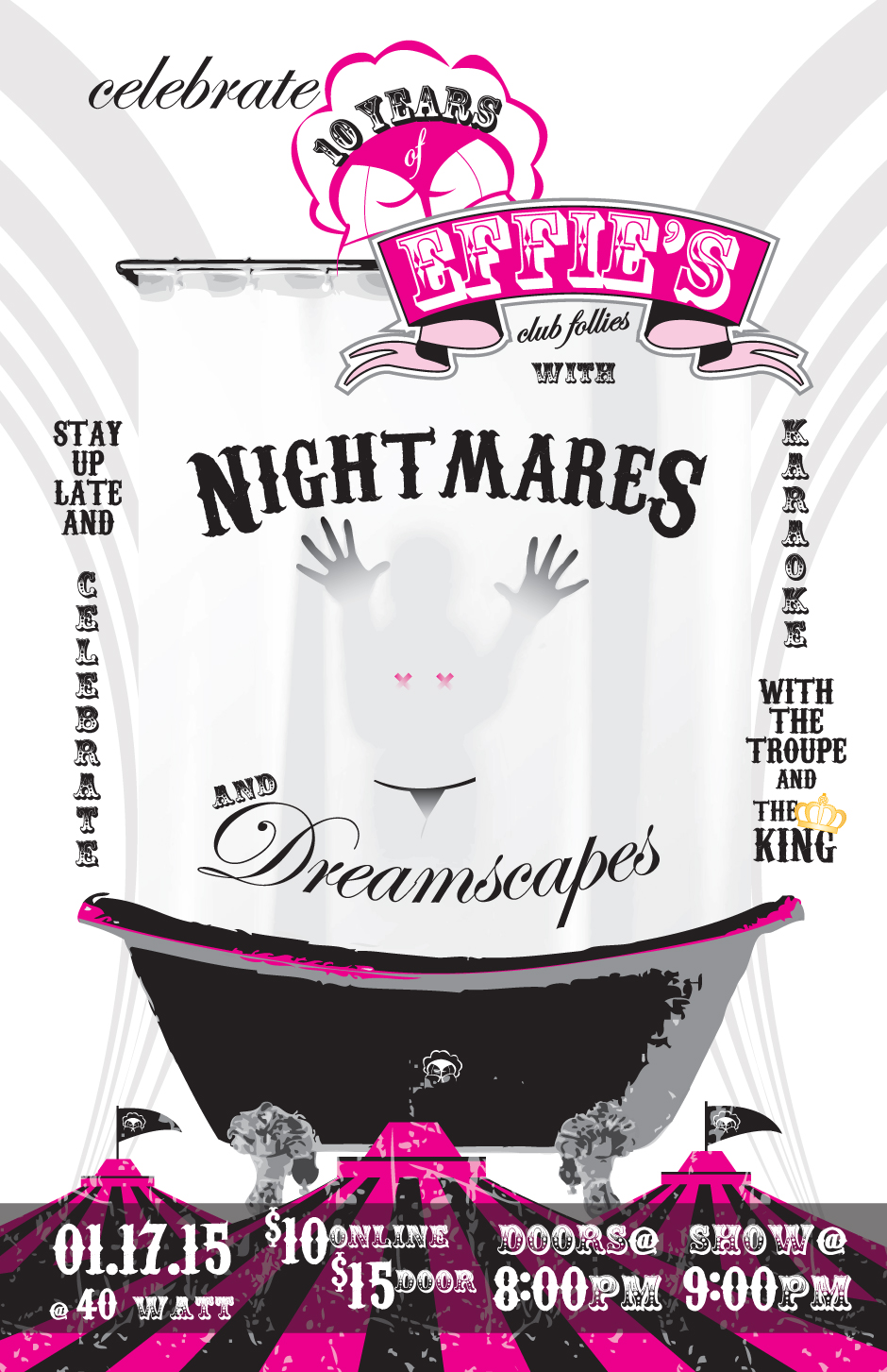 10 Year Anniversary: Nightmares & Dreamscapes